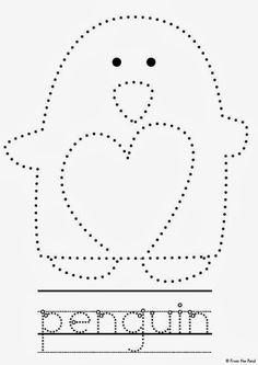 FREE Sweet Penguin Pinning