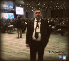 Seguimos relacionándonos con colegas de distintas partes del mundo en el 117th AAO Annual Meeting en New Orleans.