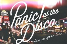 """Panic! At The Disco- Collar Full """"Show me your love, your love gimme more but it's not enough"""""""