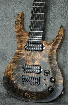 RAN Guitars 8 String