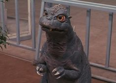 Baby Godzilla (Godzilla vs. Mechagodzilla II)