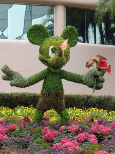 Epcot's Flower and Garden