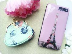 Coin purse and Paris clutch purse/wallet Clutch Purse, Purse Wallet, Coin Purse, Paris, Box, Montmartre Paris, Snare Drum, Paris France, Coin Purses