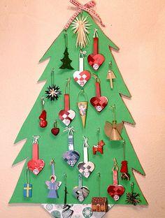 Advent Calendar by gingerbread_snowflakes, via Flickr