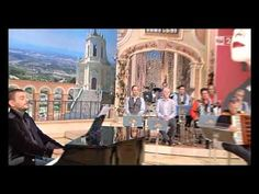 Antonella Ruggiero - Ave Maria - Live Piazza Italia