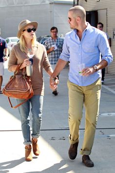Jim Toth Photo - Reese Witherspoon and Jim Toth Leave Church