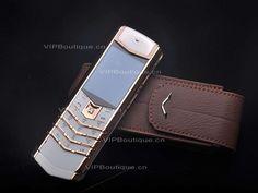 Vertu Signature Special Edition White Ceramic Replica Cell Phone
