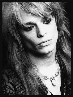 Michael Monroe- nothing compares to him, Jon Bon Jovi and Tom Keifer. :9