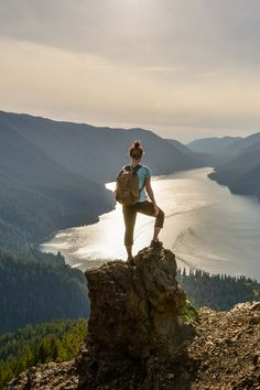 Hiking a national park. I want to go back out west, see the mountains, backpack and explore.