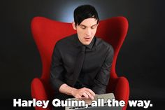 "Robin Lord Taylor Took Our ""Which Gotham Character Are You"" Quiz"