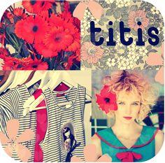 contaconesyalacalle: ♥ Primavera Days ♥ en Titis Clothing Atelier
