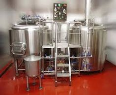 Image result for beautiful microbrewery equipment