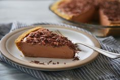 Vegan Mexican Chocolate Pie Recipe - NYT Cooking