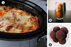 Foodie Friday | Sahin Designs | The Digital Press       Crock Pot Lasagna     Homemade Iced Coffee     Tiramisu Truffles