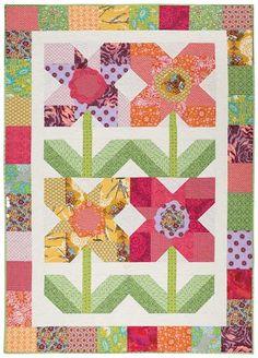 Becca's Bouquet Quilt Pattern