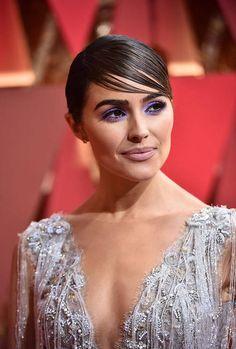 Oscar-gaalan ihanimmat meikit ja kampaukset