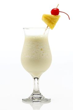 Pina Colada Rum Drink Recipe