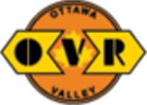 Ottawa Valley Railroad (OVR) is a Canadian railroad that operates 150 miles (240 km) of track in the provinces of Ontario and Quebec, and is owned by Genesee & Wyoming Canada Inc., the Canadian subsidiary of Genesee & Wyoming Inc. The railroad began operations on 30 October 1996 under the auspices of RaiLink Canada, and fell under the control of RailAmerica after that company bought RaiLink in July 1999.