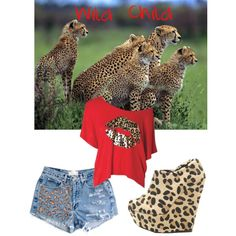 Wild Child, created by everyoneisbeautiful15 on Polyvore