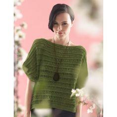 Free Easy Women's Tank Top Knit Pattern