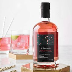 Raspberry And Mint Gin. Gin Tales presents... The Tale of Raspberry and Mint. A beautiful infusion of gin flavoured with sweet raspberry and tingly mint.