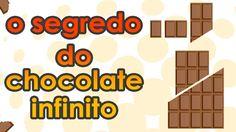 O segredo do chocolate infinito