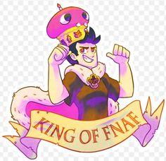 King of fnaf! Pewdiepie, Markiplier Fan Art, Markiplier Memes, Jack And Mark, Darkiplier, Youtube Gamer, Septiplier, Fnaf Drawings, Disney Fan Art