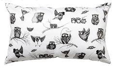 cushion owls 40x70cm Mini Empire