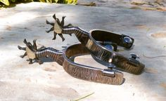 Bits,Spurs, Knives, The ranch