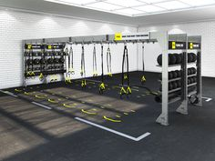Modular Fitness System | TRX