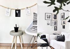 DIY: maak je eigen fotowand