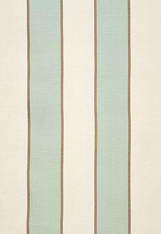 For Dining Room Chair Covers Montebello Stripe Aqua Fabric SKU
