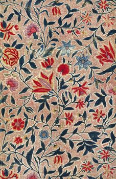 Printed Cotton Chintz Block India, 18th century © V&A Images/Victoria and Albert Museum, London