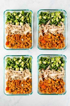 High Protein Lunch Ideas, High Protein Meal Prep, Easy Healthy Meal Prep, High Protein Low Carb, High Protein Recipes, Easy Healthy Recipes, Meal Prep For The Week Low Carb, Easy Low Carb Lunches, Healthy Lunches