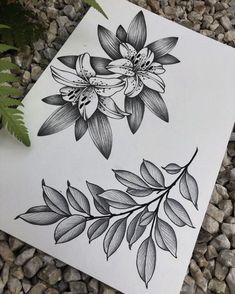 Mommy Tattoos, Tattoo Sketches, Tattoo Drawings, Left Arm Tattoos, P Tattoo, Black White Tattoos, Flower Tattoos, Blackwork, Body Art