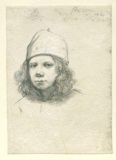 Moses ter Borch: Zelfportret, 1660 (Rijksmuseum, Amsterdam)