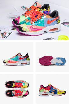 9891f2e2e2 In collaboration with Japanese-based brand atmos, this special-edition Air  Max2 Light takes inspiration from Nike apparel in the '90s and the upper is  a ...