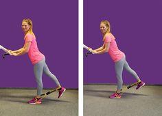 Na stará kolena fit: domácí kruhový trénink pro ženy - iDNES. Sport, Fitness, Deporte, Sports