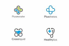 Medical Logo Bundle by Logolea on Creative Market
