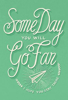 Some Day You Will go Far by Mushky Ginsburg