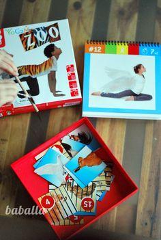 yoga para niños | Baballa en stylelovely.com