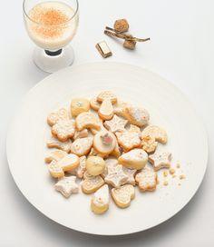 Rezept: Weisse Weihnachtsguetsli