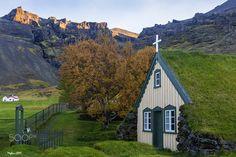 Chiesetta islandese - null