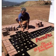 Merveilleux Patio Pal Brick Laying Guides, Covers 20 Square Feet