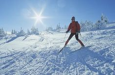 Winter in the Krkonoše Mountains - Fall for the beauty of the highest Czech mountains in winter! Winter Sports, Czech Republic, Mount Everest, Bergen, Skiing, Europe, Vacation, Explore, Mountains