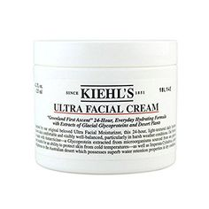Ki'e'hl's Ultra Facial Cream 125ml/4.2oz NEW SEALED * This is an Amazon Affiliate link. More info could be found at the image url.