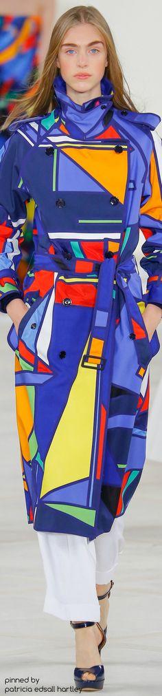 #Farbbberatung #Stilberatung #Farbenreich mit www.farben-reich.com SPRING 2016 READY-TO-WEAR Ralph Lauren