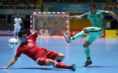 Blog Esportivo do Suíço: Com golaço de Ricardinho, Portugal bate Azerbaijão...