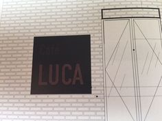 Cafe Luca Logo Office Supplies, Restaurant, Logo, Home Decor, Portion Plate, Party, Logos, Restaurants, Stationery