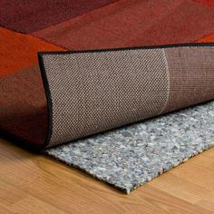 Trafficmaster 6 Ft X 8 5 Lb Density Premium Plush Rug Pad-Rug On Carpet Pad Wall Carpet, Rugs On Carpet, Carpets, Outdoor Area Rugs, Indoor Outdoor, Home Depot Rugs, Carpet Padding, Plush Carpet, Types Of Carpet